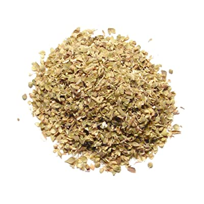 Greek Oregano-4oz-Well Known Pizza Herb, Gets Stronger when Dried: Grocery & Gourmet Food