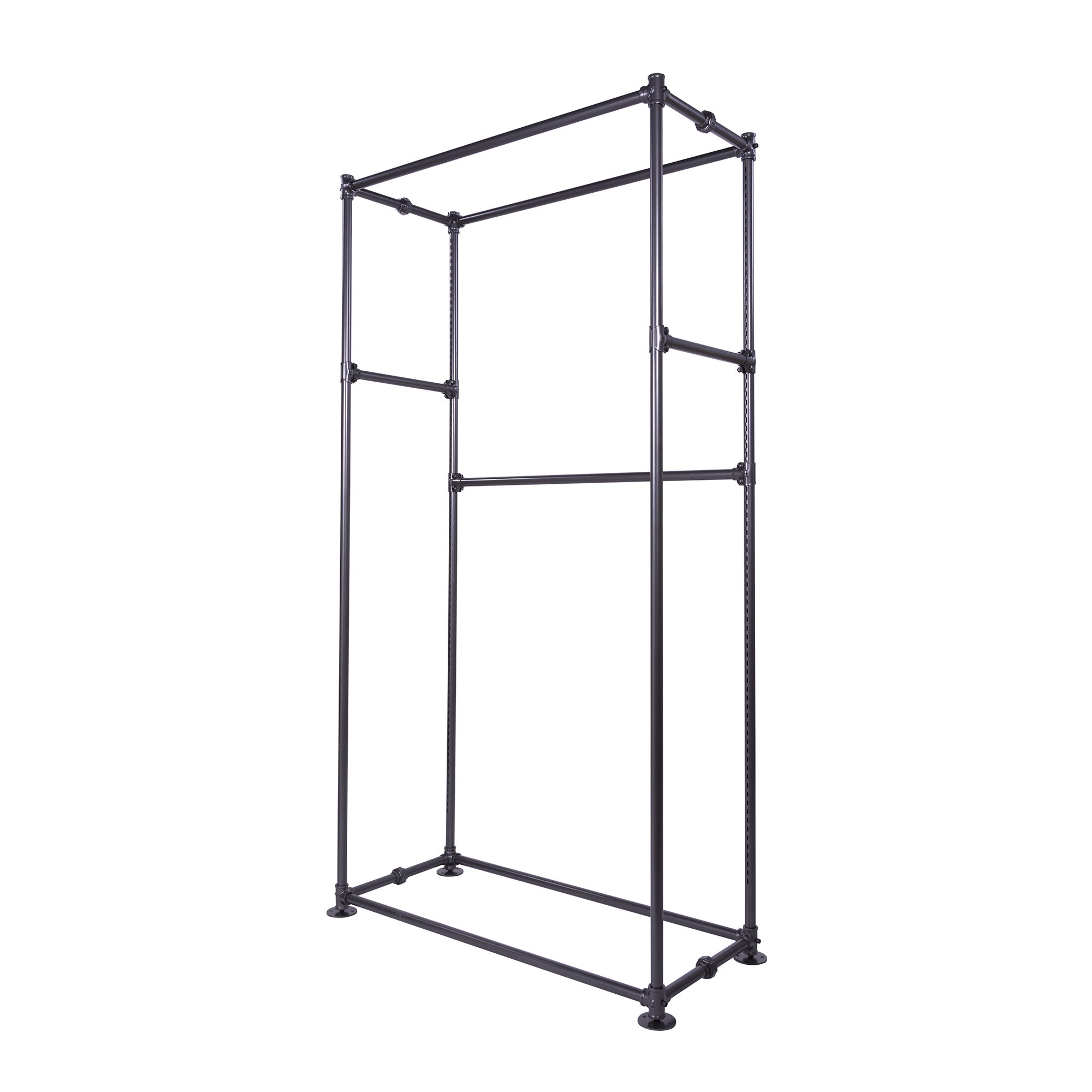 Econoco Free Standing Pipe Wall Unit