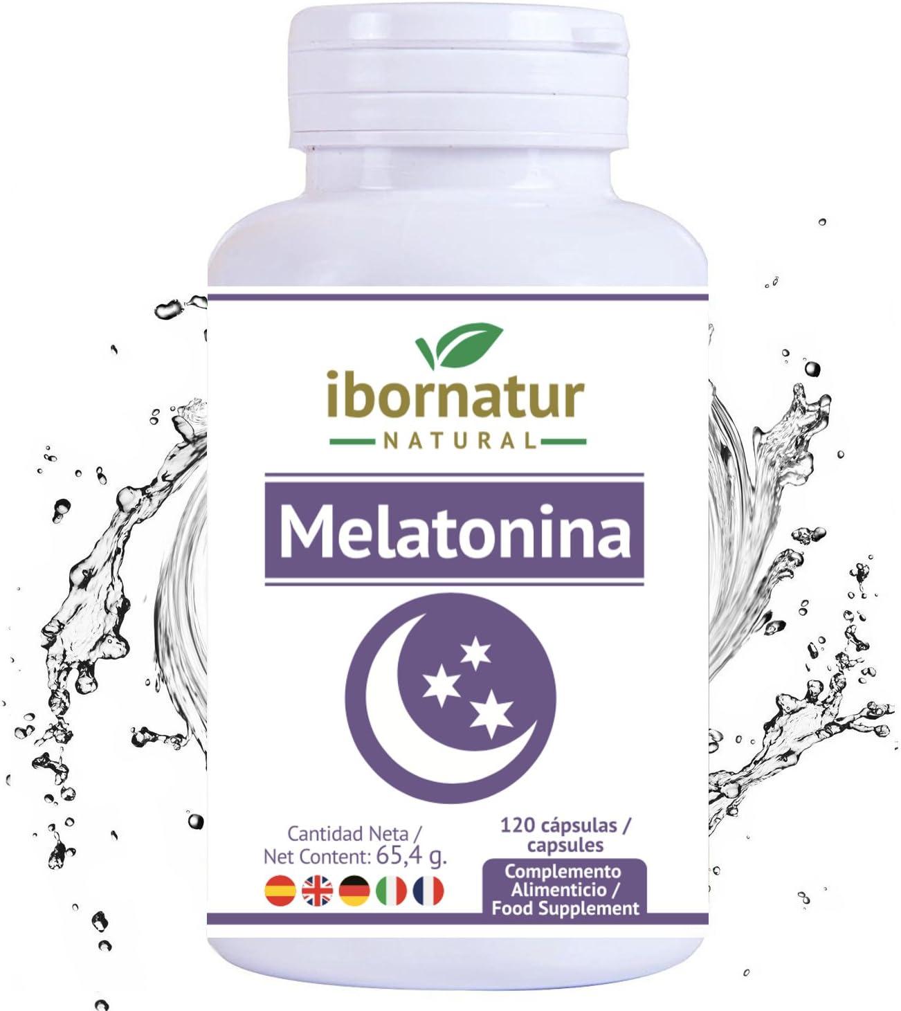 Melatonina para conciliar el sueño   Beneficioso para dormir mejor ...