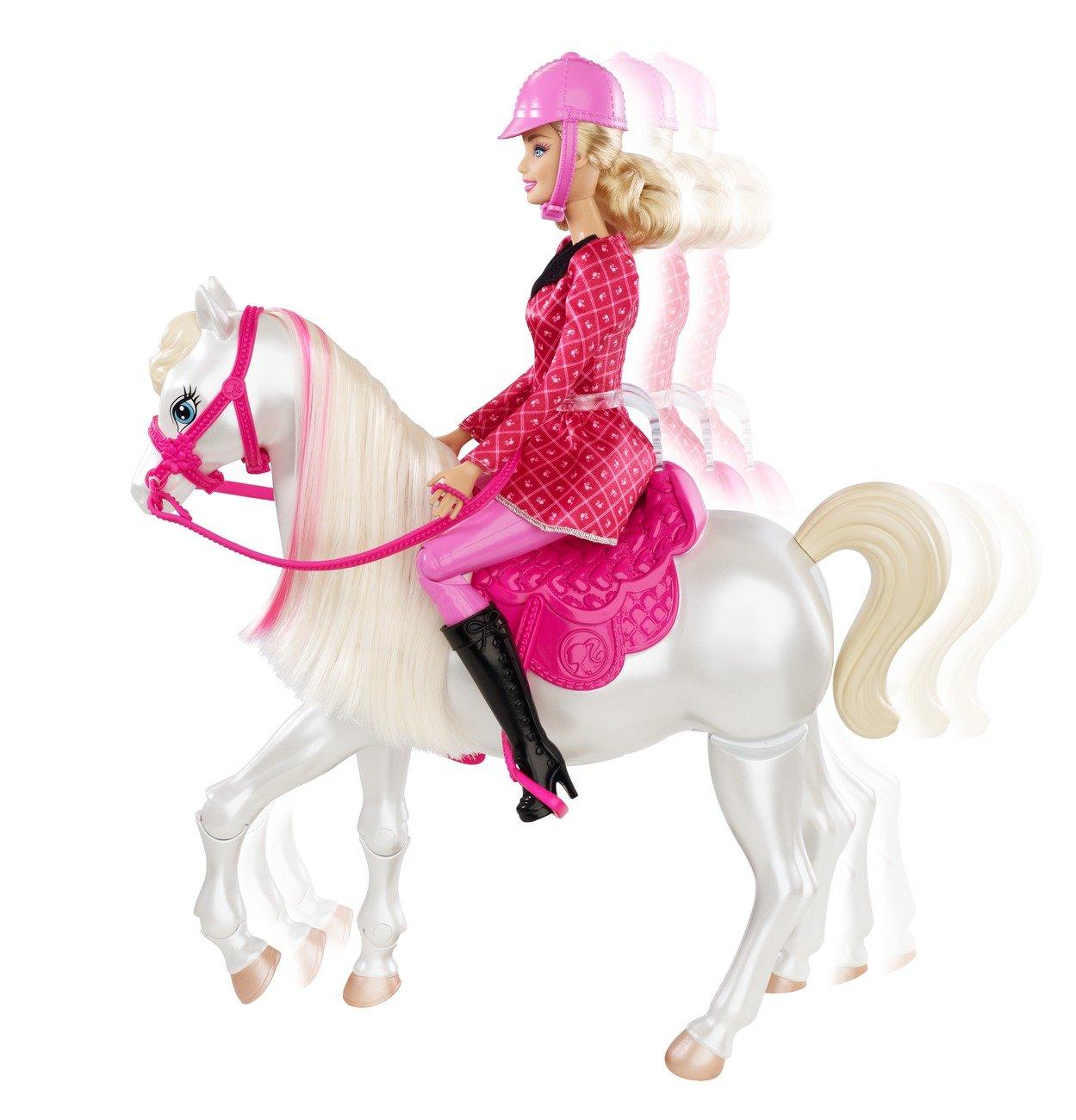 barbie pferd mit funktion