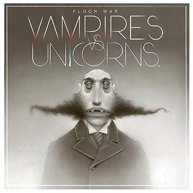 Yumfactory Games Vampires Vs. Unicorns: Floor War Boxed Card Game