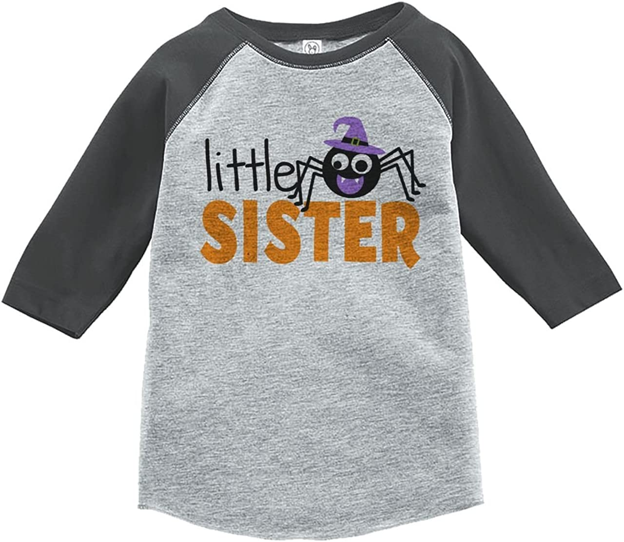 Custom Party Shop Youth Little Sister Halloween Shirt