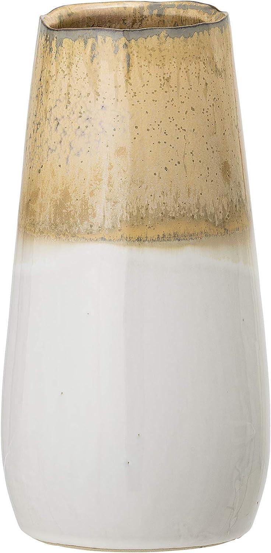 Bloomingville Photophore blanc cramique