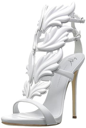 fdbb2a574 Amazon.com  Giuseppe Zanotti Women s I700011 Dress Sandal  Shoes
