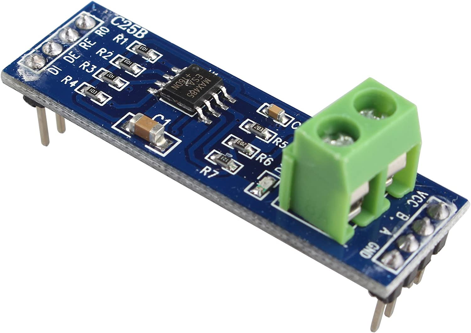 ANGEEK MAX485 Module RS-485 TTL to RS485 Converter Module for arduino DIY Kit 5 pcs