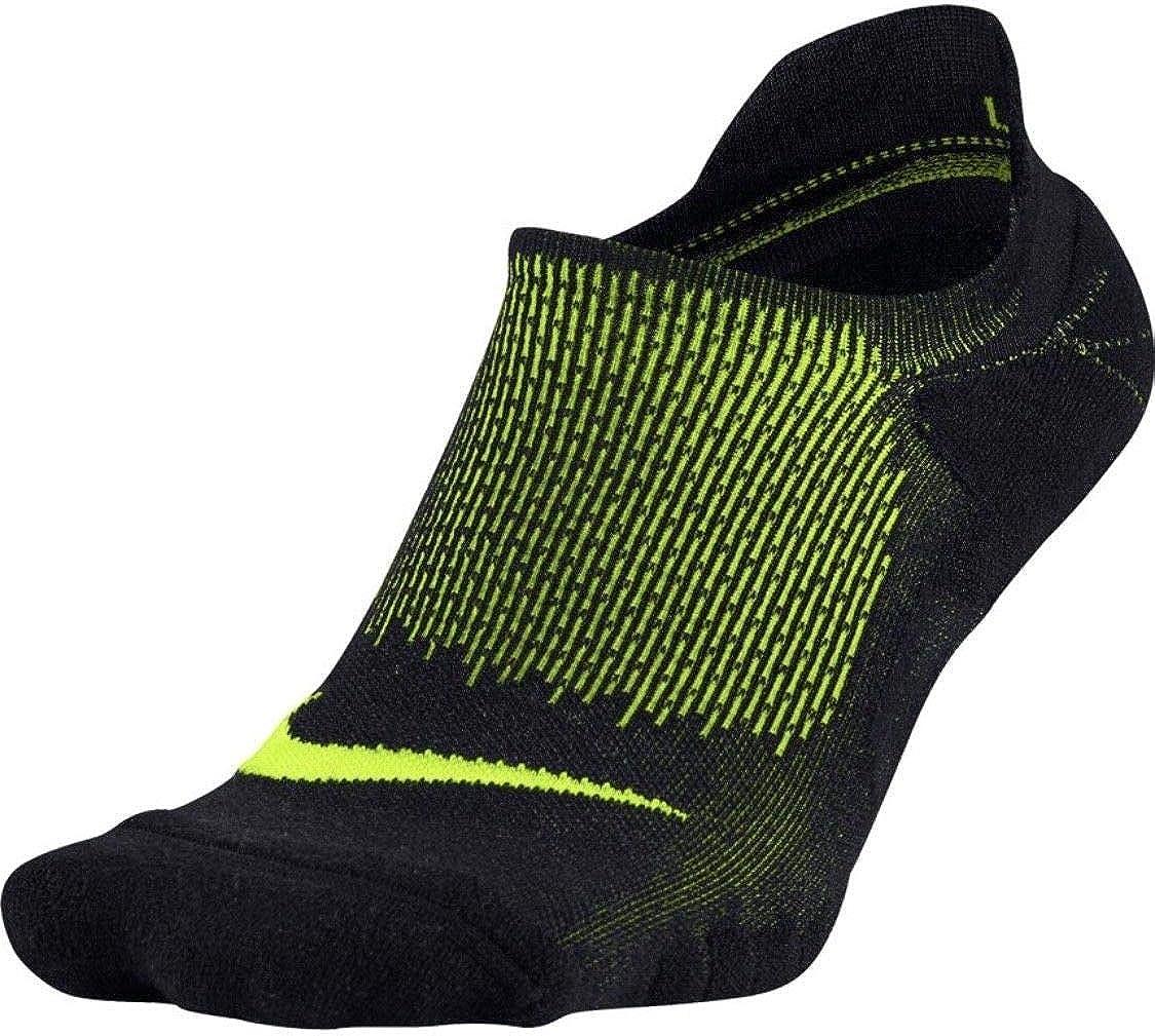 Amazon.com : Nike Elite Wool No Show Running Socks Size Men ...