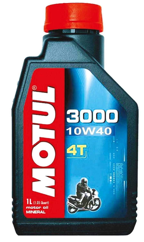Motul 2801qta ; 3000石油オイル10エンジンオイル1qt Made by Motul B005K6262E