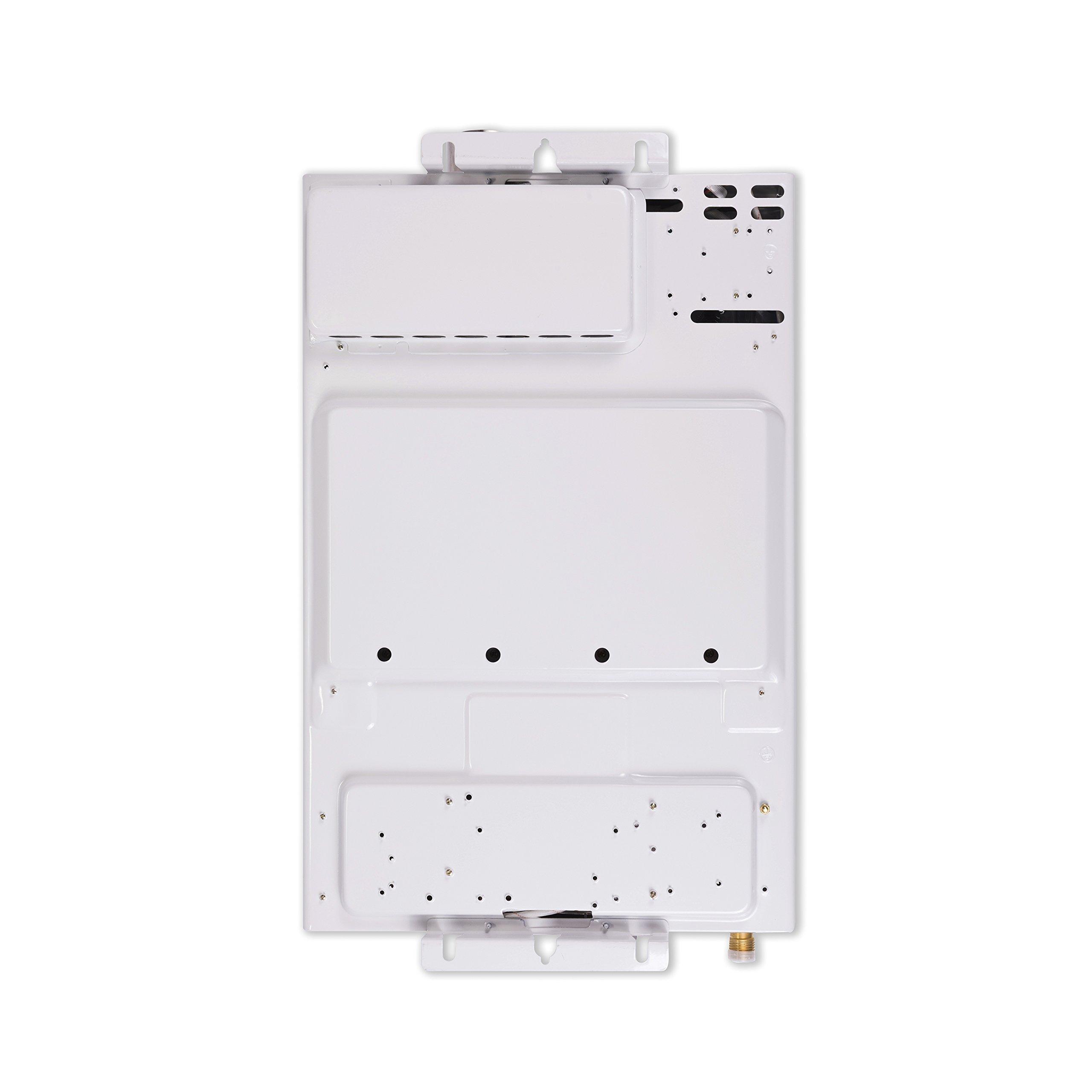 Eccotemp fvi12-NG FVI-12 Natural Gas, 3.5 GPM, High Capacity Tankless Water Heater, White by Eccotemp (Image #2)