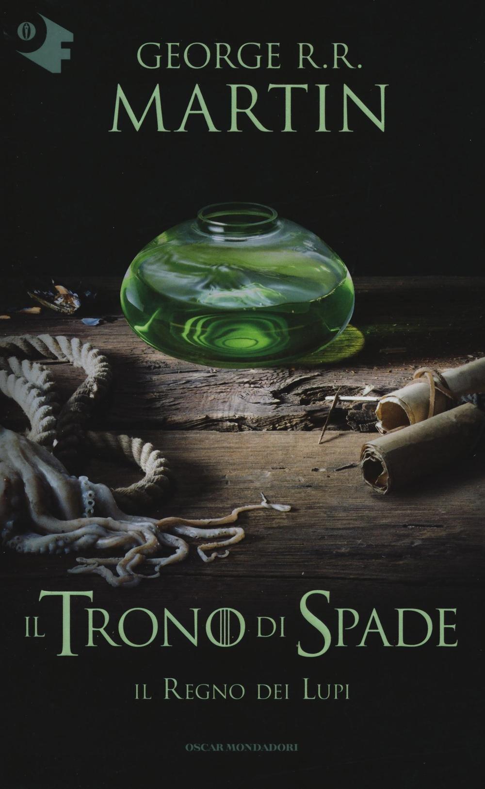 Il trono di spade: 3 (Inglese) Copertina flessibile – 22 mar 2016 George R. R. Martin S. Altieri Mondadori 8804662115