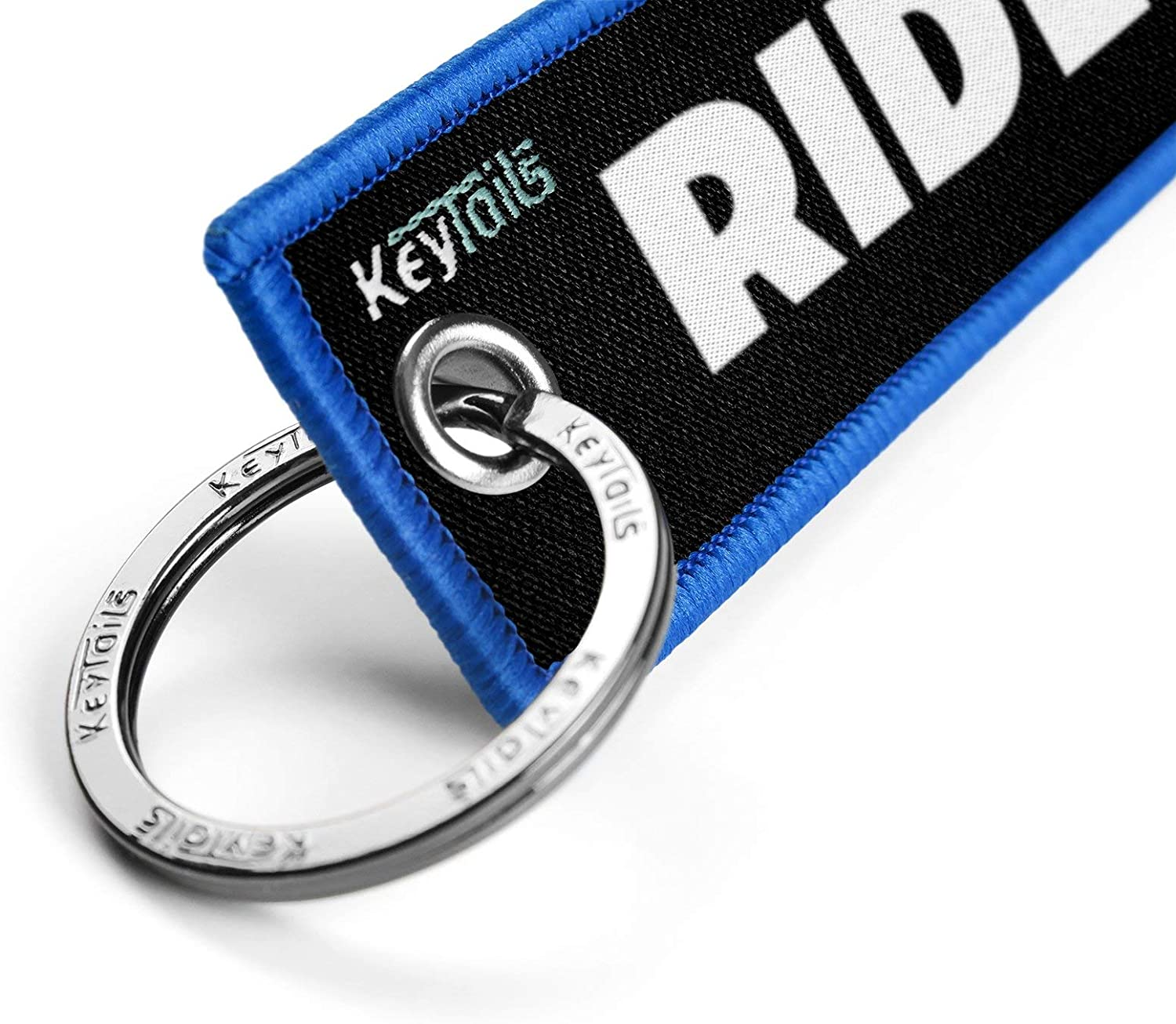 Scooter UTV KEYTAILS Keychains Ride Or Die Premium Quality Key Tag for Motorcycle ATV
