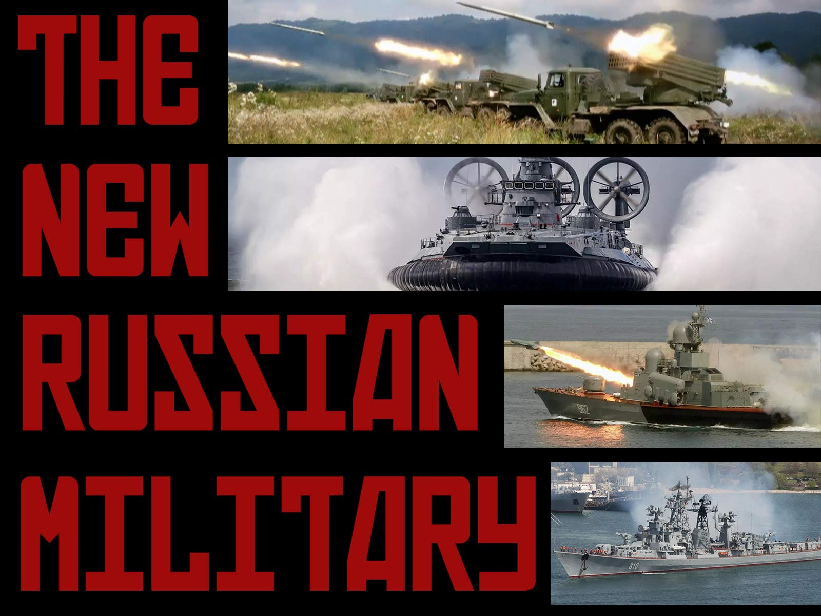 The New Russian Military on Amazon Prime Video UK