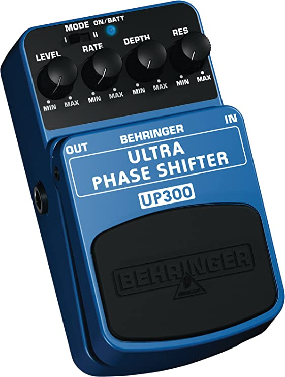 Behringer UP300 - Pedal phaser para guitarra eléctrica: Amazon.es ...
