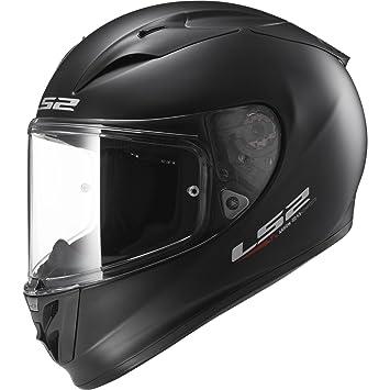 LS2 Casco Moto FF323 Arrow R EVO, Matt black, 4 x l