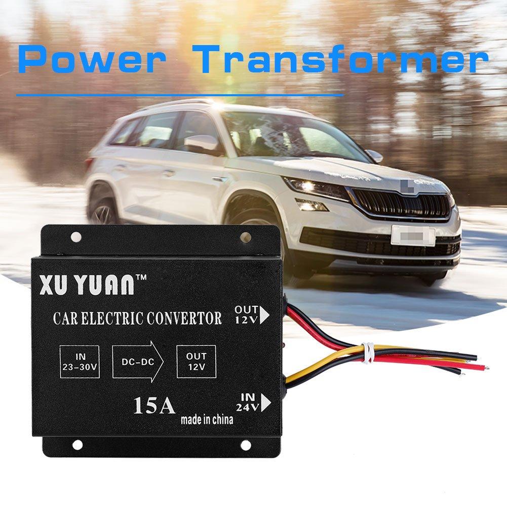 40 a // 480w KIMISS auto camion di sicurezza 24v a 12v dc convertitore di energia elettrica tensione scenda trasformatore riduttore invertitore con pi/ù possibilit/à