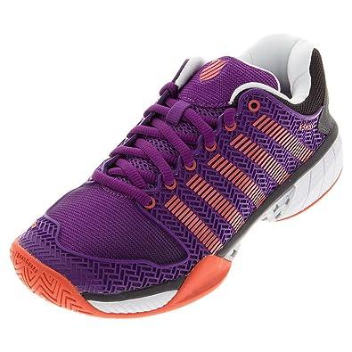 Amazon Com K Swiss Women S Hypercourt Express W Tennis Shoe