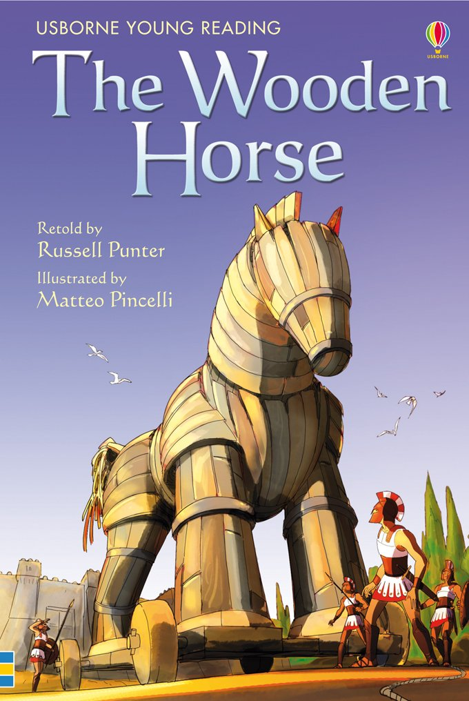 Download Wooden Horse pdf epub
