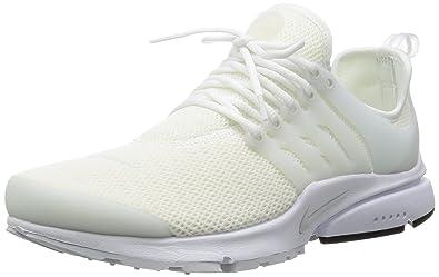 best service d4319 c4671 Nike WMNS Air Presto, Chaussures de Sport Femme, Blanc Cassé-Blanco Pr  Platinum