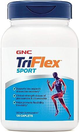 GNC TriFlex Sport, 120 Caplets, Joint Support