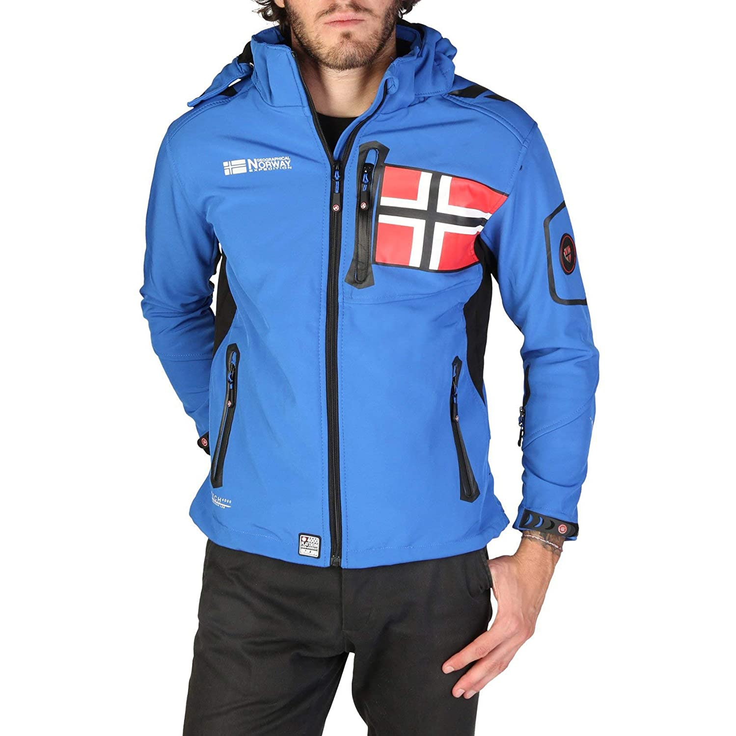 TALLA M. Geographical Norway - Renade_Man