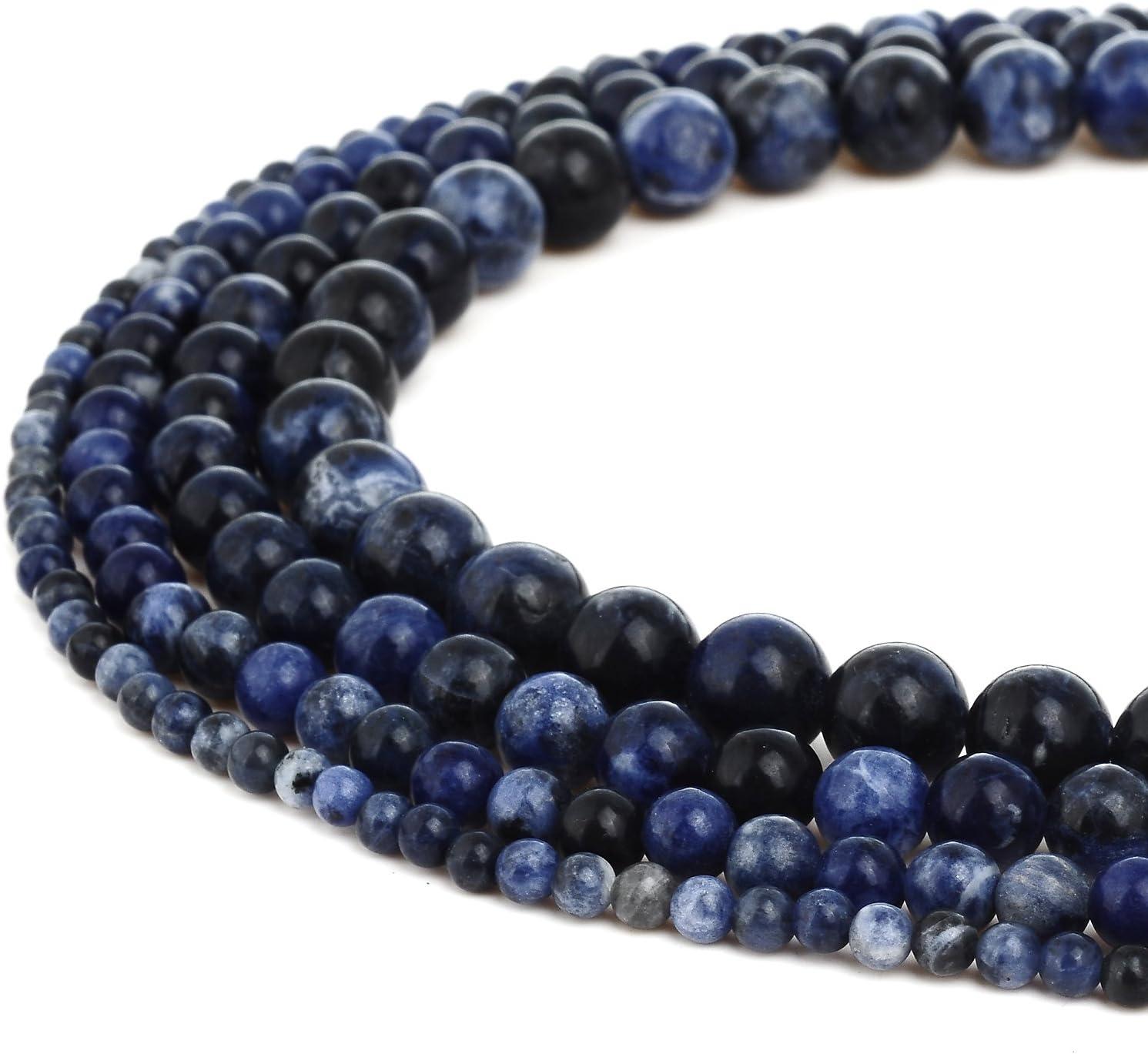 Veined Jasper Round Beads 8mm Grey//Black 8 Pcs Gemstones Jewellery Making Crafts