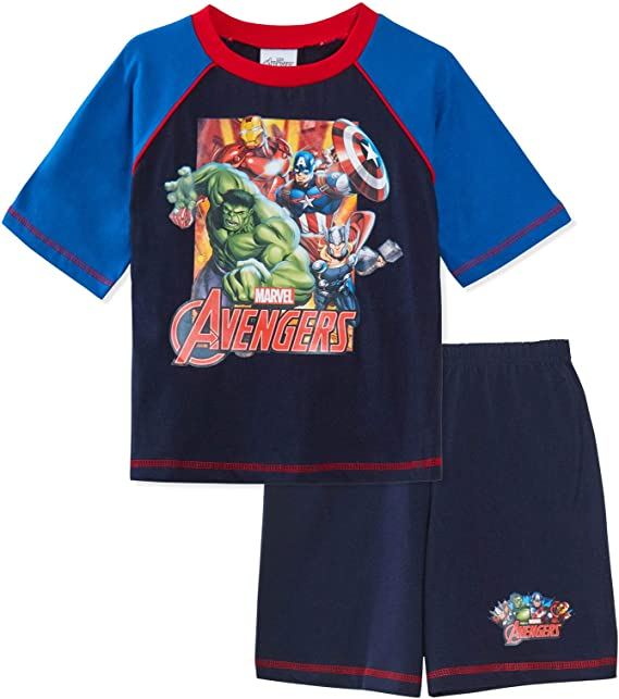 Official Marvel Avengers Red T-shirt Age 4-5 Years