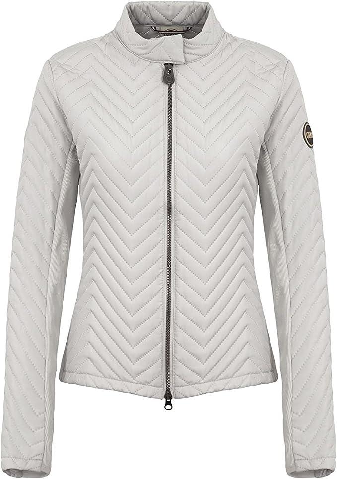nouveaux prix plus bas dernière conception magasin Colmar - Manteau - Doudoune - Femme blanc crème 40: Amazon ...