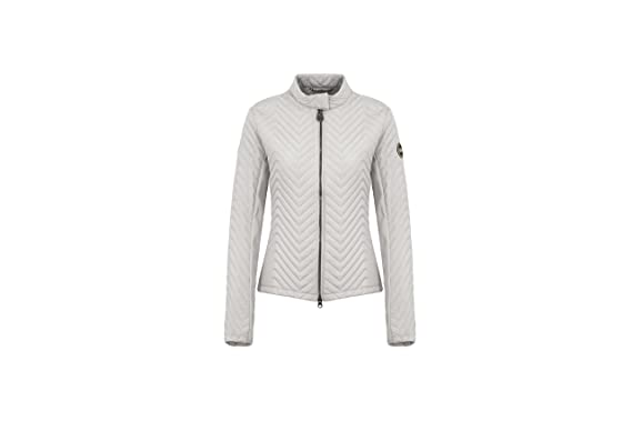 timeless design 626db e5f67 Colmar Damen Jacke weiß cremeweiß: MainApps: Amazon.de ...