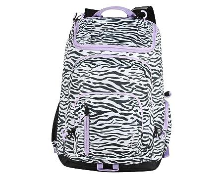 Embark 19 Jartop Elite Backpack-Zebra Purple