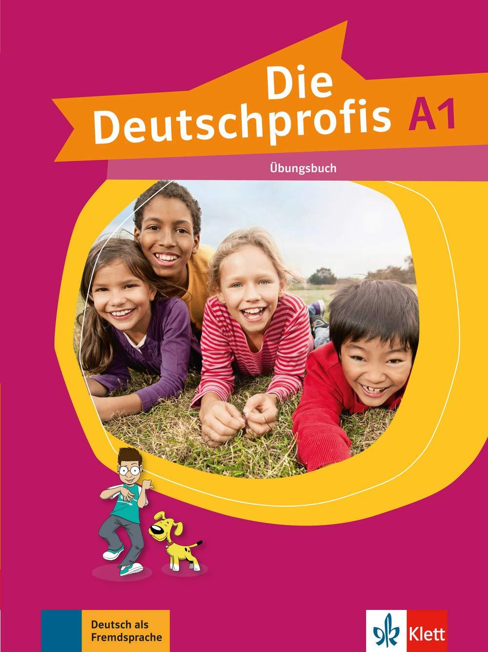 Die Deutschprofis A1: Übungsbuch