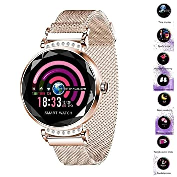 CHUD Reloj inteligenteSmart Watch para Mujer, Fitness ...