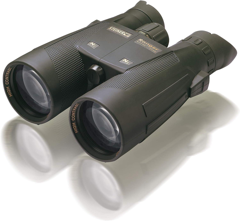 Steiner 2021 autumn and winter new Bargain sale Ranger Xtreme Binoculars 8x56 Black