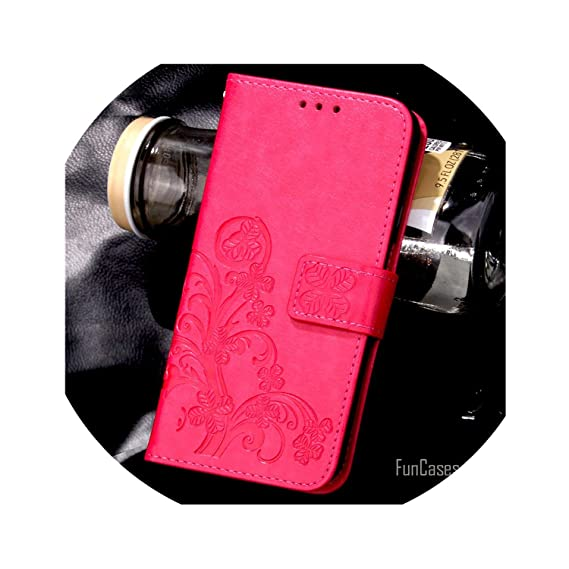 Amazon.com: for iPhone 7 Plus 4S 5S 4 5 6 S Leather Flip ...