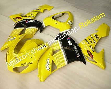 Kawasaki Ninja ZX10R 2006-2007, Kit de carenado de carreras ...