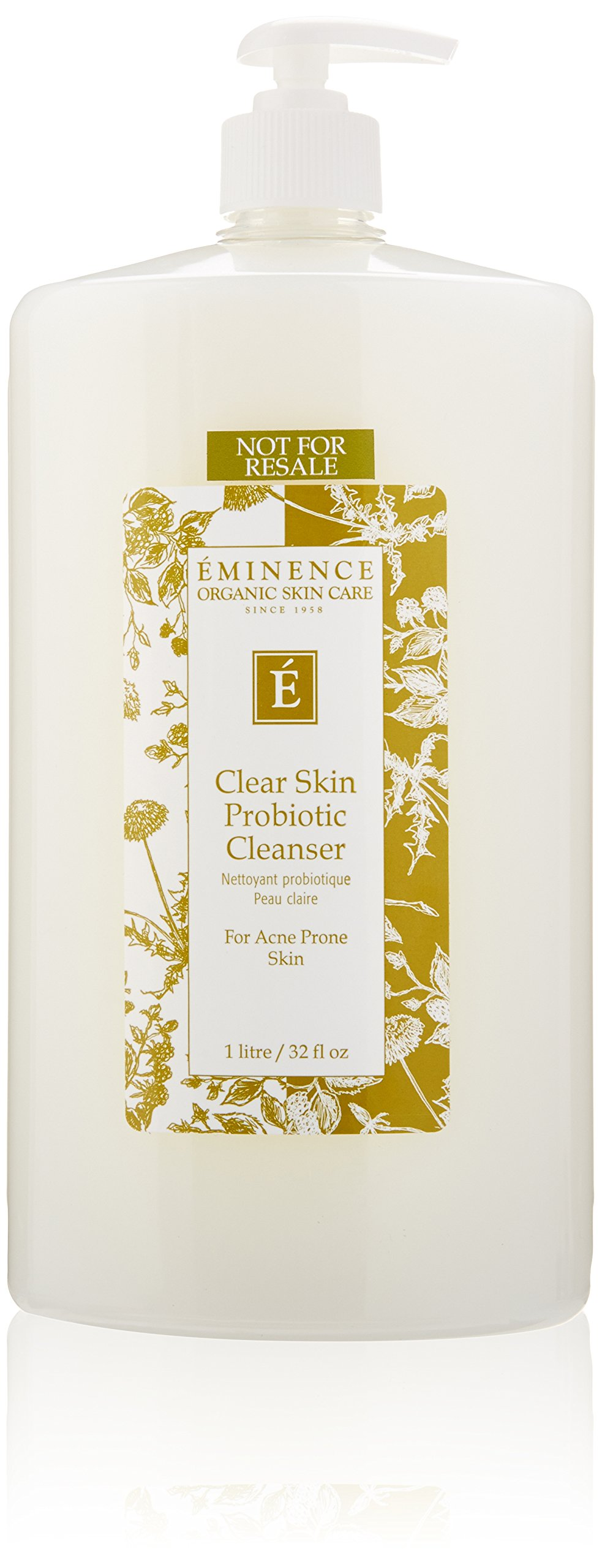 Eminence Clear Skin Probiotic Cleanser, 32 Ounce