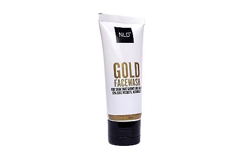 NLD Gold FaceWash 50ml: Amazon in: Beauty