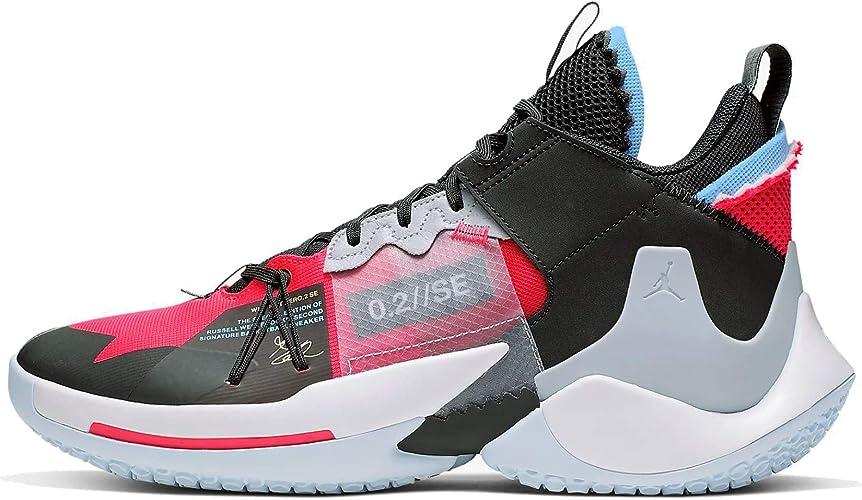buena reputación moda de lujo venta de tienda outlet Amazon.com | Nike Jordan Why Not Zer0.2 Se Mens Mens Aq3562-600 ...