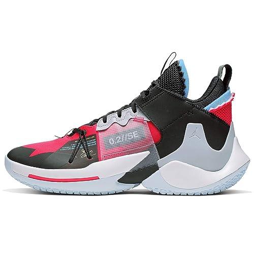 Amazon.com: Nike Jordan Why Not Zer0.2 Zapatos De Basquetbol ...