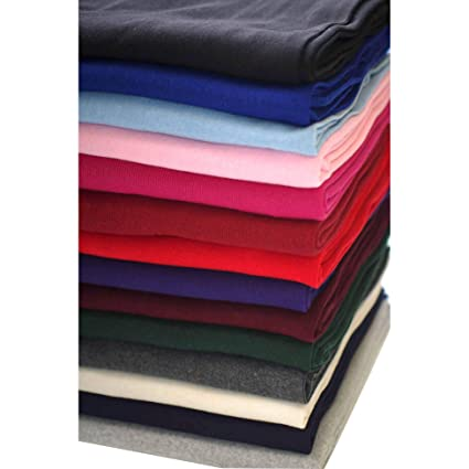 d978dc02c2f Neotrims Cotton Mix Lycra Type Stretch Knit Rib Fabric to Trim Garments,  Waistbands, Cuffs and Welts.