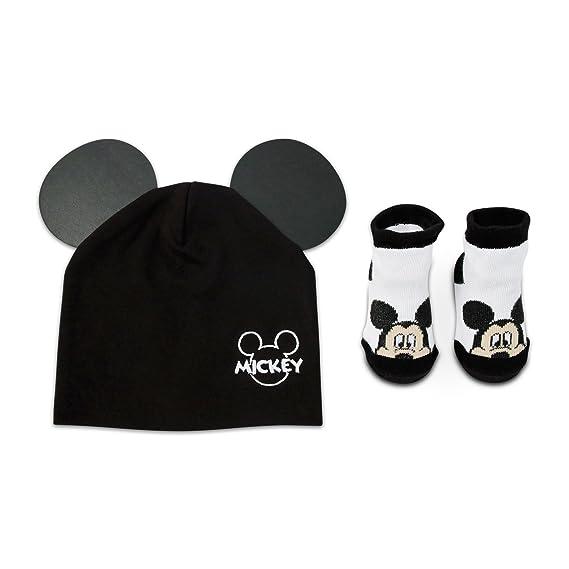 Hermosa Modelo Hecho Punto Del Sombrero De Mickey Mouse Colección de ...