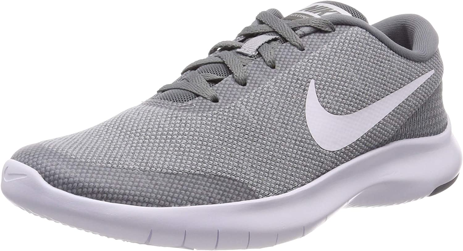 Nike Women s W Flex Experience Rn 7 Training Shoes, Wolf White-Cool Grey 010 , 7.5 US