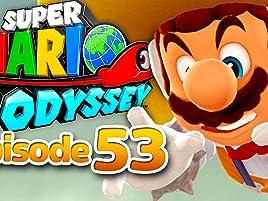 Amazon com: Watch Clip: Super Mario Odyssey Gameplay - Zebra Gamer