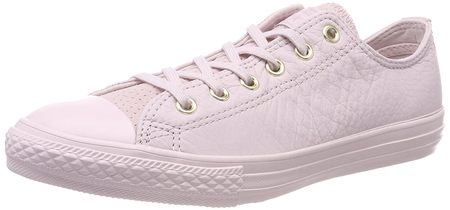 d2954f10a3f2 Converse Kids  CTAS Ox Barely Rose Trainers  Amazon.co.uk  Shoes   Bags