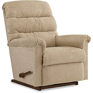 Groovy La Z Boy Anderson Reclina Rocker Recliner Sand 010234 Gamerscity Chair Design For Home Gamerscityorg