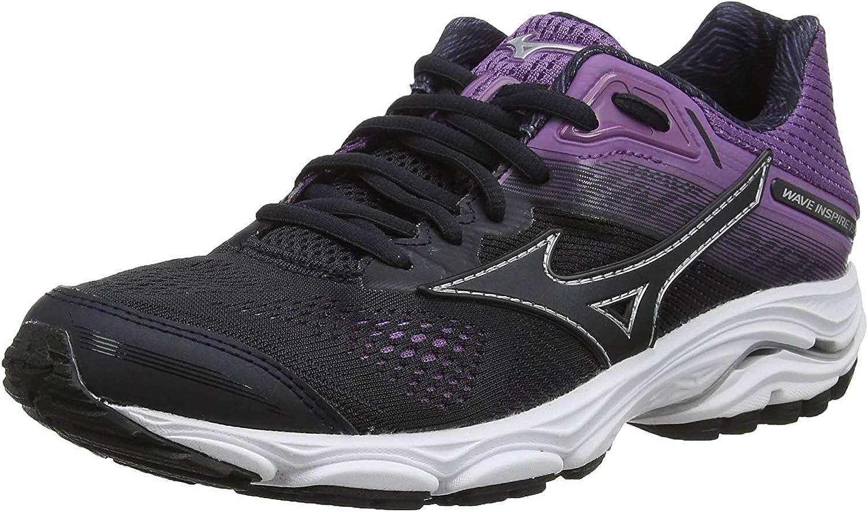 Mizuno Wave Inspire 15, Zapatillas para Correr para Mujer: Amazon ...