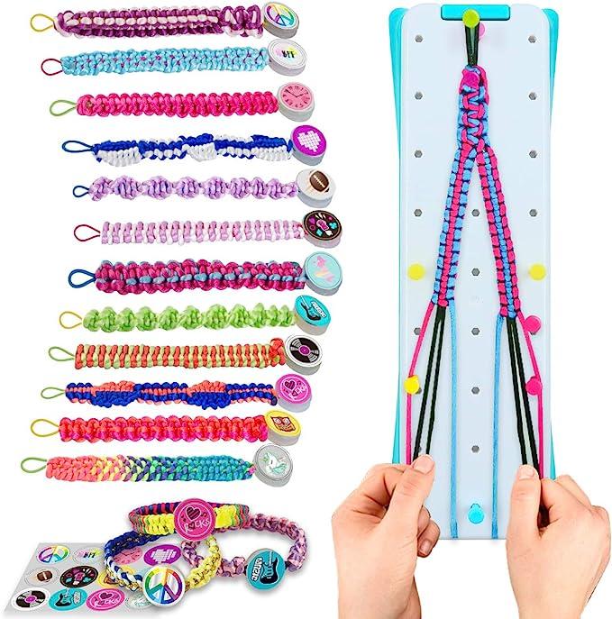 VERTOY Friendship Bracelet Making Kit for Girls