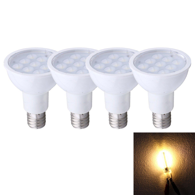 Ashialight LED Light Bulbs E17 Bulb R14 Reflector Dimmable