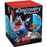 Discovery 2 en 1 Educativos, Luz, Juguetes, Bola del Mundo Niños, Globos Terráqueos, Mapa Mundi Infantil, Color Azul…