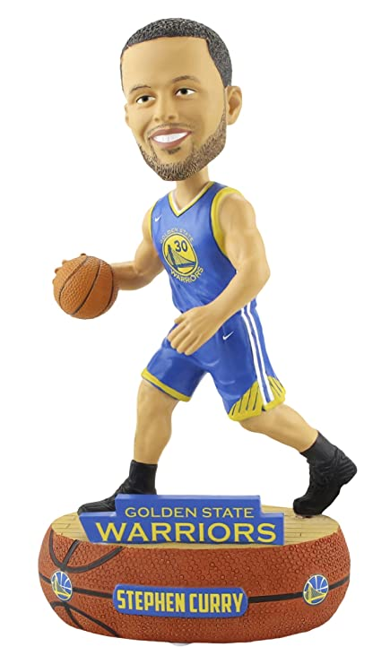 factory authentic a429a 01d62 Forever Collectibles Stephen Curry Golden State Warriors Baller Special  Edition Bobblehead