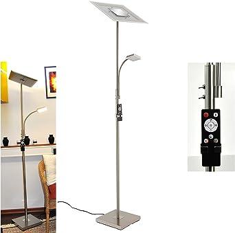 1 8 m stehlampe mit fernbedienung dimmbar
