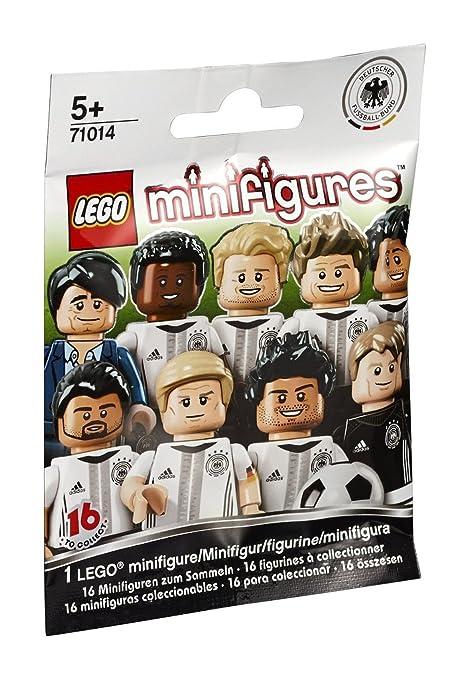 Lego Minifigures 71014 Dfb Die Mannschaft Amazonde Spielzeug
